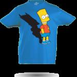 Bart Simpson tričko
