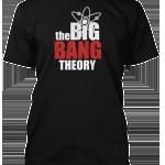 Big Bang Theory tričko