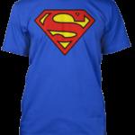 Pánské triko Superman