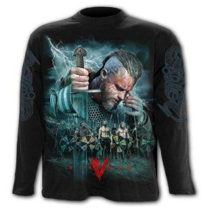 tričko vikingové
