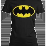 Tričko Batman dámské