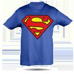 Tričko Superman dětské