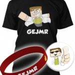 Tričko Gejmr
